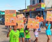 Caminhada Marca Dia do Combate ao Abuso Sexual de Crianças e Adolescentes