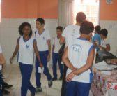 Campanha de vacinação nas escolas municipais de Baião contra a Meningite C e HPV