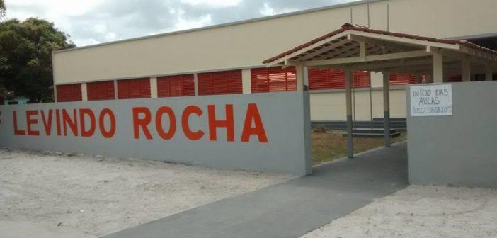 Reforma da escola Levindo Rocha